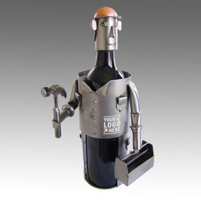 Carpenter Wine Bottle Caddy