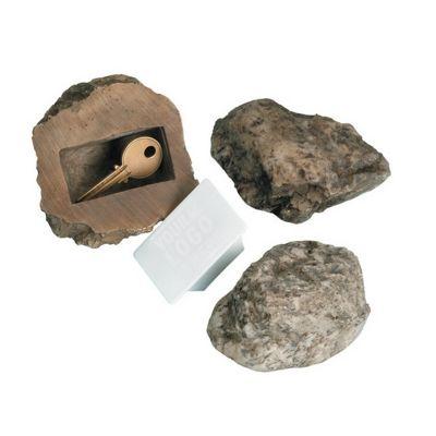 Spare Key  Holder Rock