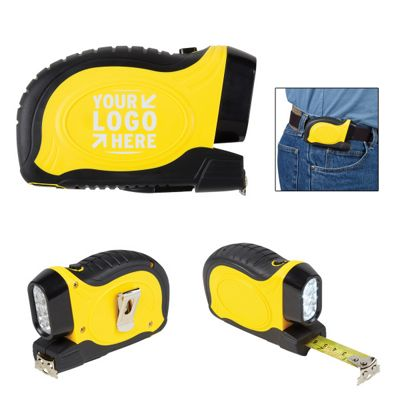 Large Tape Measure With Light
