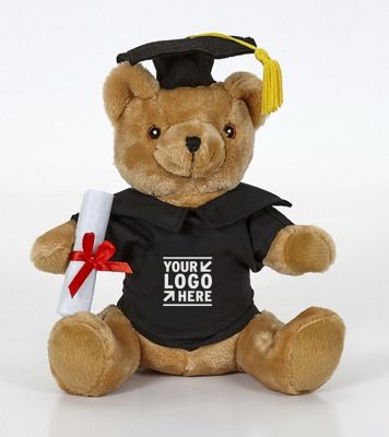 10 inch Graduation Bear
