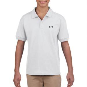 8cc7e8af448 Gildan® DryBlend® Youth Jersey Polo